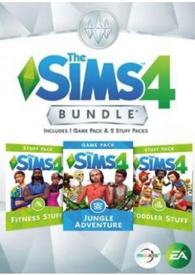 The Sims 4 - Bundle 6