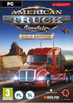 American Truck Simulator - Gold Edition