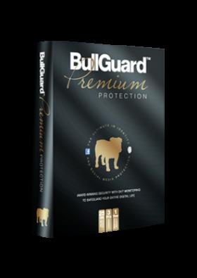 BullGuard Premium Protection 3 PC / 1 YEAR