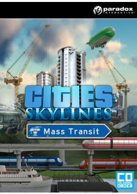 Cities: Skylines - Mass Transit DLC