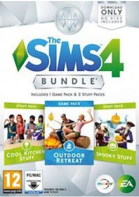 The Sims 4 - Bundle 2