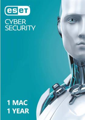 ESET Cyber Security (1 Mac / 1 Year)