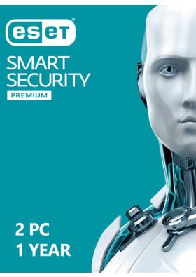ESET Smart Security Premium (2 PC / 1 Year)