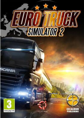 Euro Truck Simulator 2 - Deluxe Edition