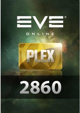 EVE Online Prepaid - 2860 PLEX