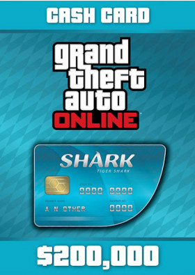 Grand Theft Auto Online Prepaid - 200.000$