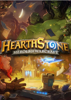 Hearthstone - 5 cards