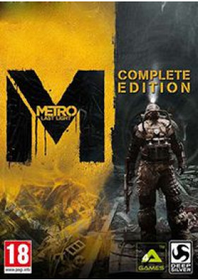 Metro Last Light Complete Edition