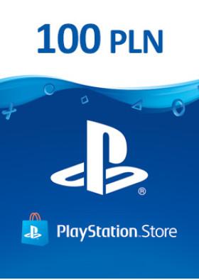 PlayStation Network Prepaid 100 PLN - PL