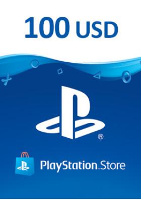 Playstation Network $100 Prepaid Card
