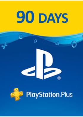 PlayStation Plus Prepaid - 90 Days - PL