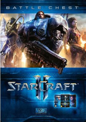StarCraft 2 Battlechest (3 games)