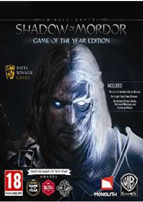 Middle-earth: Shadow of Mordor - GOTY Edition