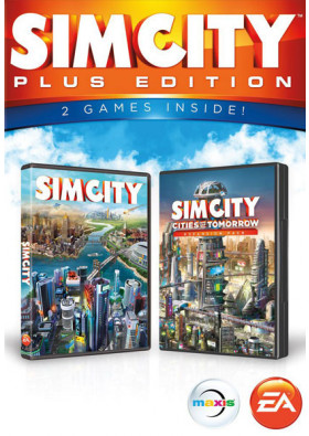 SimCity Plus (SimCity + Cities of Tomorrow)