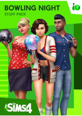 The Sims 4: Bowling Night