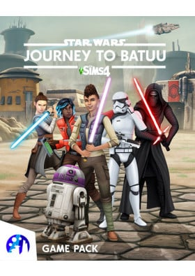 The Sims 4: Star Wars - Journey to Batuu
