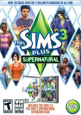 The Sims 3 Plus Supernatural