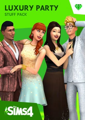 The Sims 4: Luxury Party