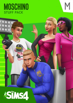 The Sims 4: Moschino