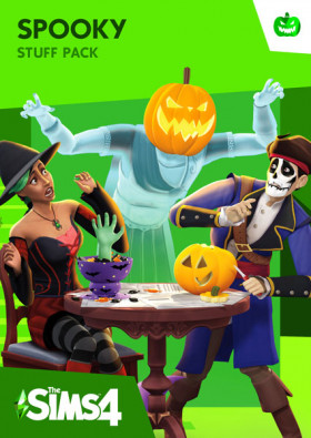 The Sims 4: Spooky