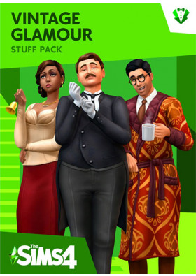 The Sims 4: Vintage Glamour
