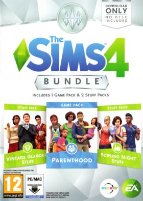 The Sims 4 - Bundle 5