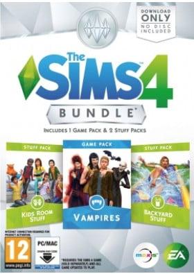 The Sims 4: Bundle 4
