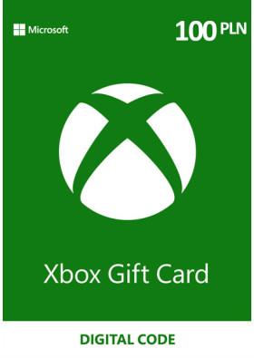 Xbox Prepaid - 100 PLN - PL