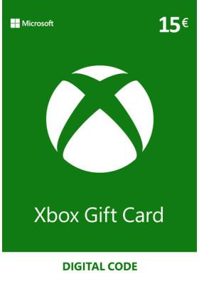 Xbox Prepaid - 15€ - EU
