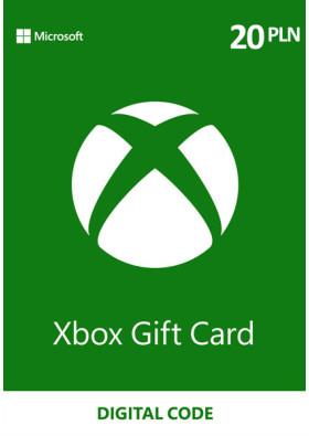 Xbox Prepaid - 20 PLN - PL