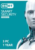 ESET Smart Security Premium (3 PC / 1 Year)