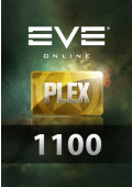 EVE Online Prepaid - 1100 PLEX
