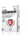G DATA INTERNET SECURITY 1 PC / 1 YEAR