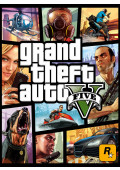 Grand Theft Auto - GTA - V