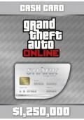 Grand Theft Auto Online Prepaid - $1,250,000