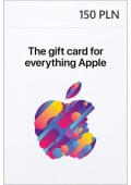 iTunes Prepaid 150 PLN - PL
