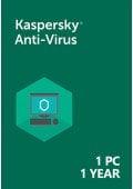 Kaspersky Anti-Virus (1 PC / 1 Year)
