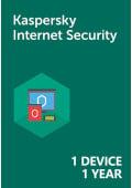 Kaspersky Internet Security (1 Device / 1 Year)