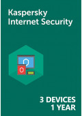 Kaspersky Internet Security (3 Devices / 1 Year)