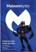 Malwarebytes MBAM Anti-Malware Premium 10 USER / 1 YEAR