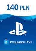 PlayStation Network Prepaid 140 PLN - PL