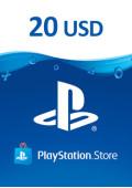 Playstation Network Prepaid - $20 - USA