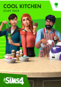 The Sims 4: Cool Kitchen