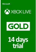 Xbox Live Gold 14 Days (Trial)