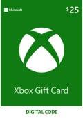 Xbox Prepaid - $25 - USA