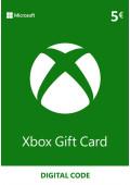 Xbox Prepaid - 5€ - EU