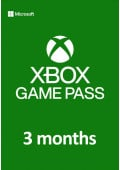 Xbox Game Pass - 3 Months